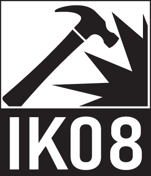 IK08 Rated for Impact Protection