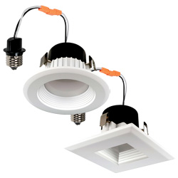 FJX-VS Series 120-277VAC LED Surface Mount Downlight