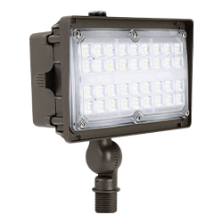 FXA 15-45W Series Small Square Back LED Flood
